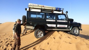 Expedition Desert 2014: Tanger – Dakhla