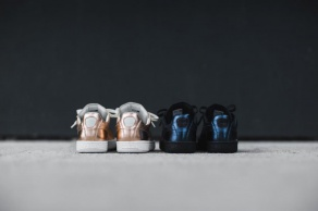 PUMA Basket Metallic Pack