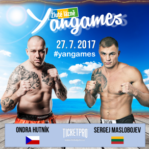 Yangames fight night už 27. července!