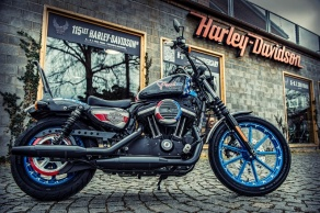 Harley-Davidson spouští hlasování v Battle of the Kings 2018!