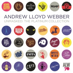 Andrew Lloyd Webber vydává desku Unmasked: The Platinum Collection!