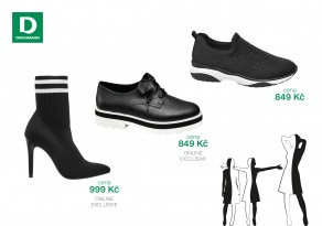 DEICHMANN - Black & White