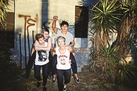 5 Seconds Of Summer!